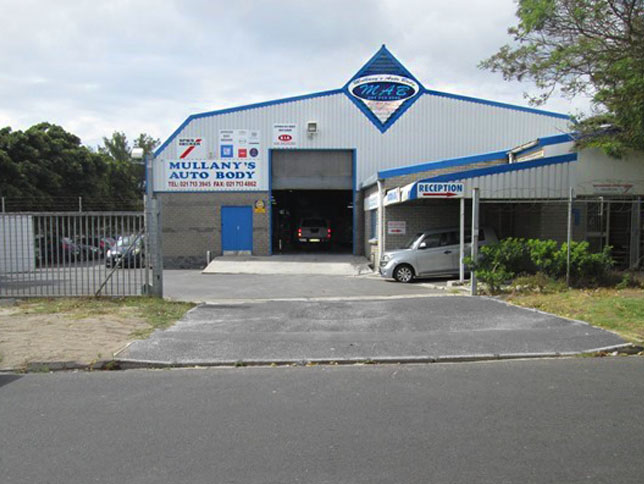 Mullany's Auto Body Repairs